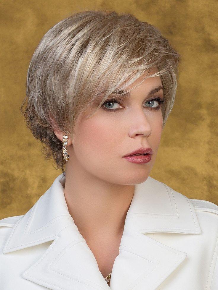 JOY Wig by Ellen Wille in PASTEL BLONDE ROOTED