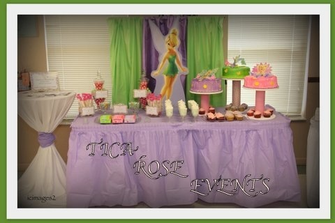 Tinkerbell Theme | Tinkerbell BabyShower | Pinterest | Tinkerbell, Candy  Table And Babyshower