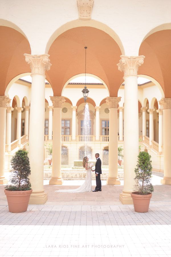 THE BILTMORE HOTEL MIAMI WEDDING : DENIELLE + JUSTIN