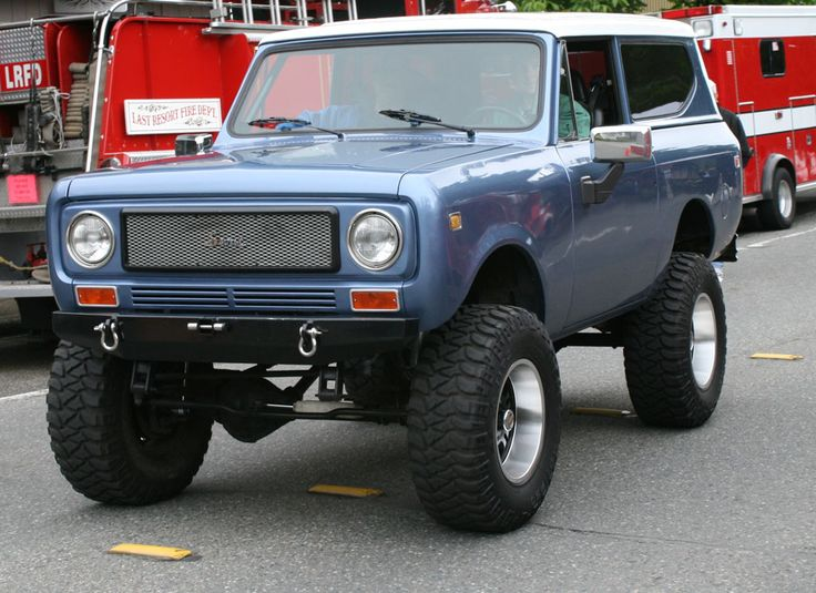 AutoTraderClassics.com - Article International Harvester Scout Collectors Guide: Part 2