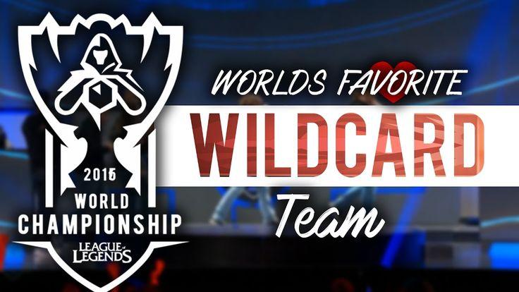 The Crowd Favorites Wildcard Team a.k.a Albus Nox Luna - Hightlights https://m.youtube.com/watch?v=mBK2GoIZyu8 #games #LeagueOfLegends #esports #lol #riot #Worlds #gaming