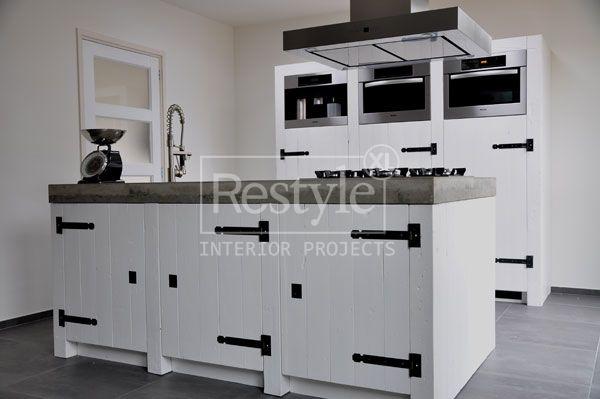 Sloophout keuken restylexl keuken pinterest - Outs studio keuken ...