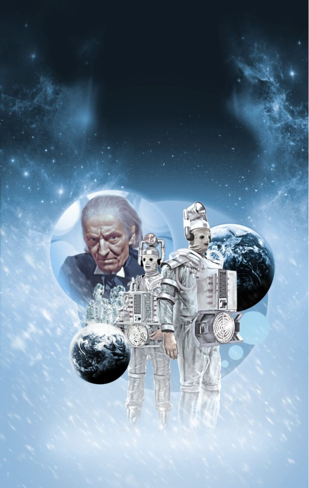 Blogtor Who: The Tenth Planet DVD artwork