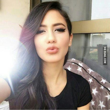 Want kiss?