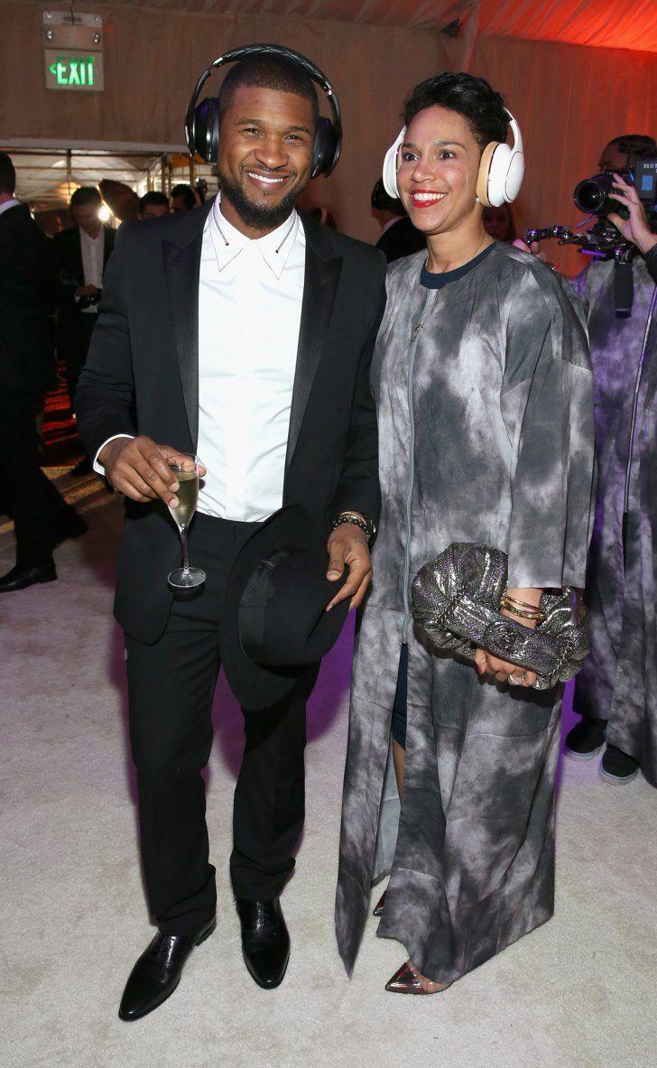Pin for Later: Die 27 unvergesslichsten Promi-Hochzeiten von 2015 Usher und Grace Miguel Seit 2009 sind die beiden bereits ein Paar. Geheiratet haben sie heimlich im September, wie erst kürzlich bekannt wurde.