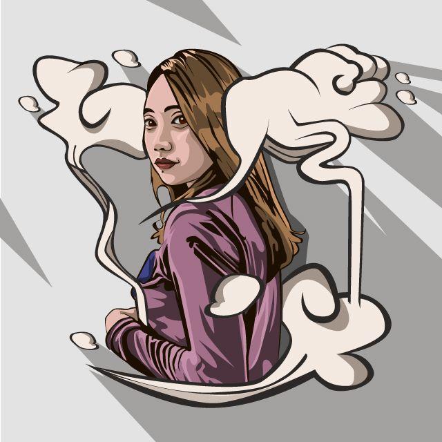 Vector Art Using Adobe illustrator