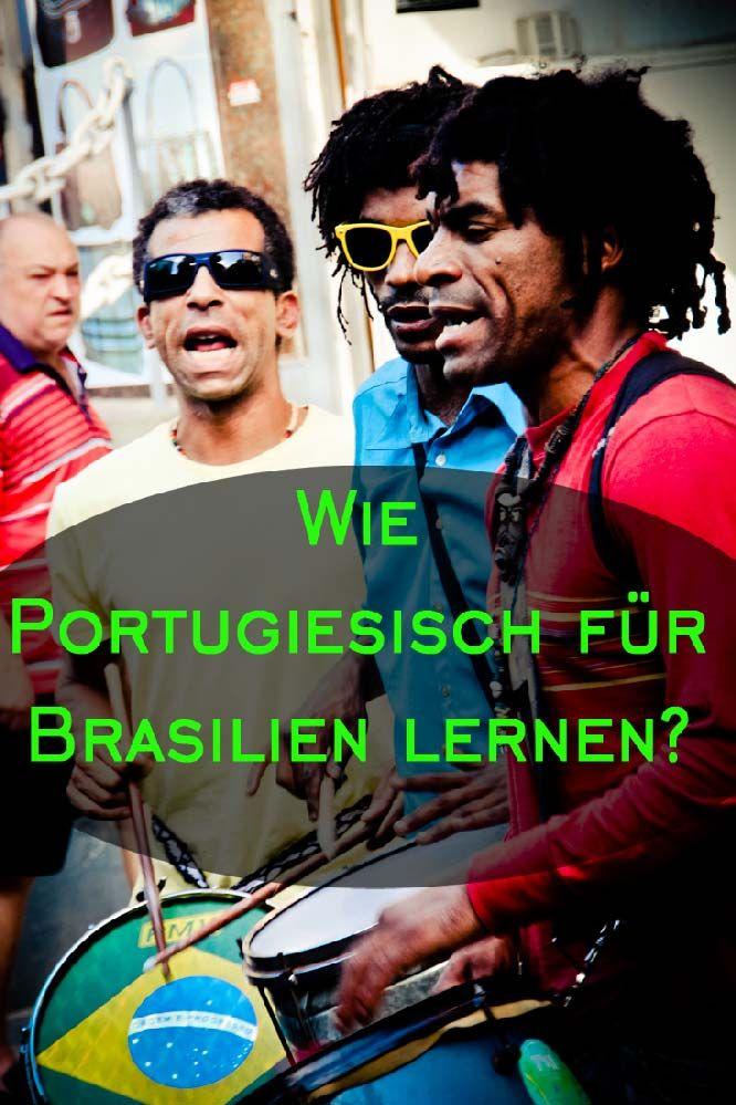 Hier findest du meine 9 Tipps, wie du portugiesisch für Brasilien lernen kannst.  #portugiesisch lernen #brasilianisch lernen