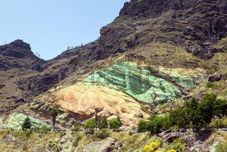 Fuente de los Azulejos - Gran Canaria