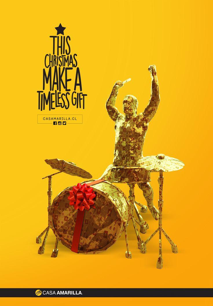 Adeevee - Casa Amarilla Music Store: Timeless Gifts