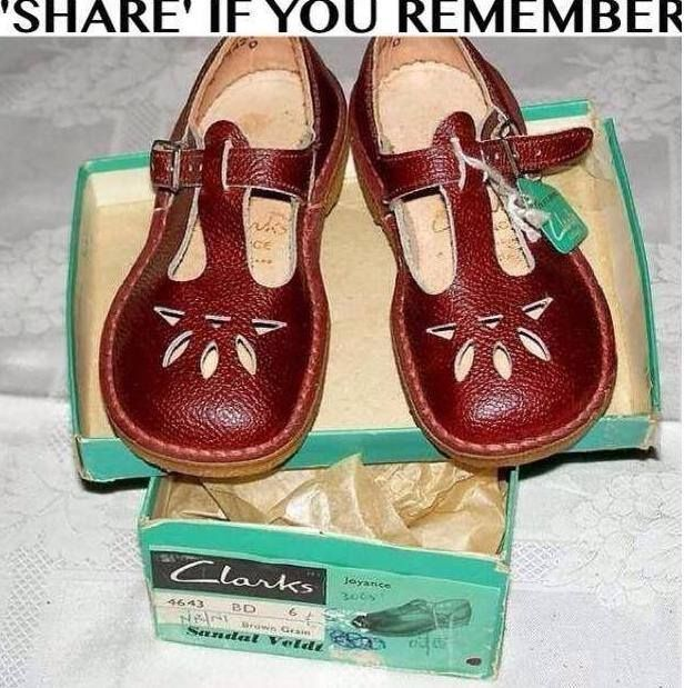 <3 I loved these I had a Pair of White ones <3 in the 60,s <3