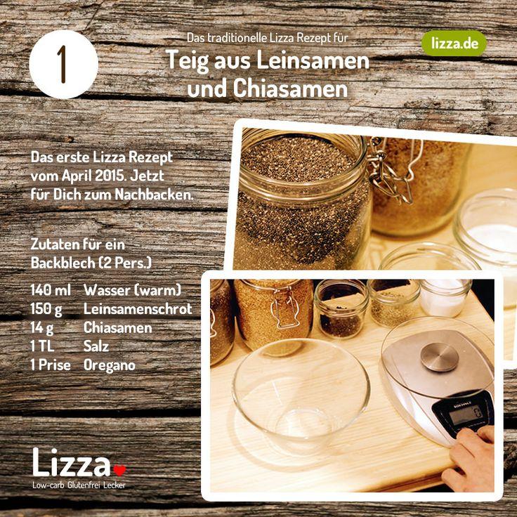 Rezept für Low-carb Pizza Teig aus Chia- und Leinsamen Rückblick Dieses einfache und leckere Rezept für einen Teig aus Leinsamen und Chiasamen haben wirAnfang 2015 entwickelt.Diesetraditionelle Variante zum Selbermachen hat...