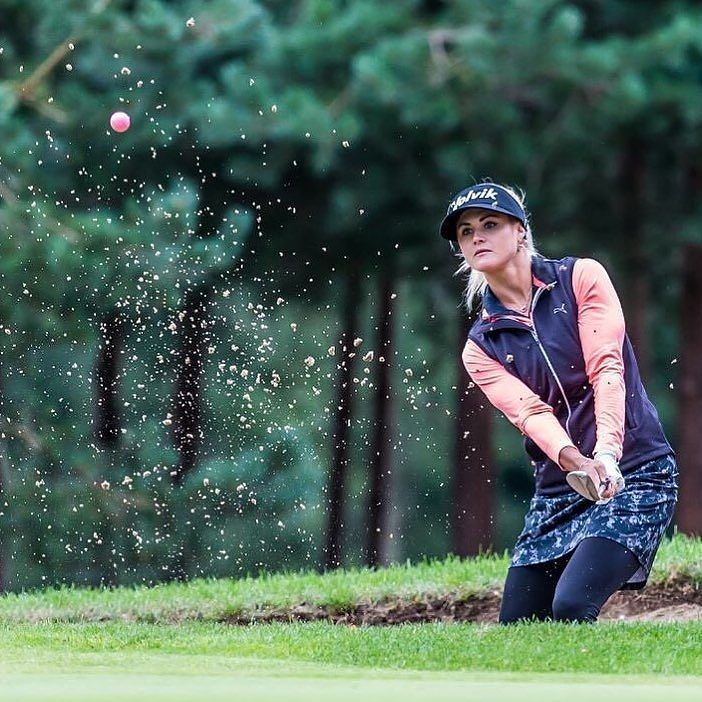 From @carlyabooth -  #golfstagram #golf #instagolf #instagood #instadaily #bunker  #golf #golfswing #golfing #golfer #golfpractice #golflover #golfday #golfstagram #golfgirl #golfgirls #golflife #golfdigest #lpga #womensgolf @lpga_tour @road2lpga