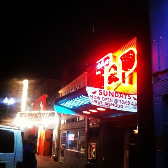 Clubs in downtown el paso