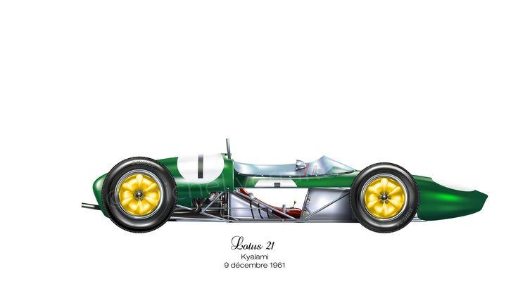 Lotus 21 - 1961