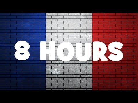 Learn French # 8 Hours To Pronounce Correctly French Language - YouTube