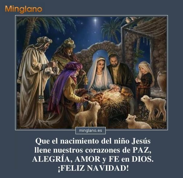 Frases De Navidad Nacimiento Del Niño Jesús Frasesdenavidad Feliznavidad Felicitacionesn Nacimiento Del Niño Jesus Nacimiento De Jesus Epifanía Del Señor