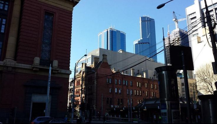 Melbourne : Where everything started | Travel now : if not now then when ?