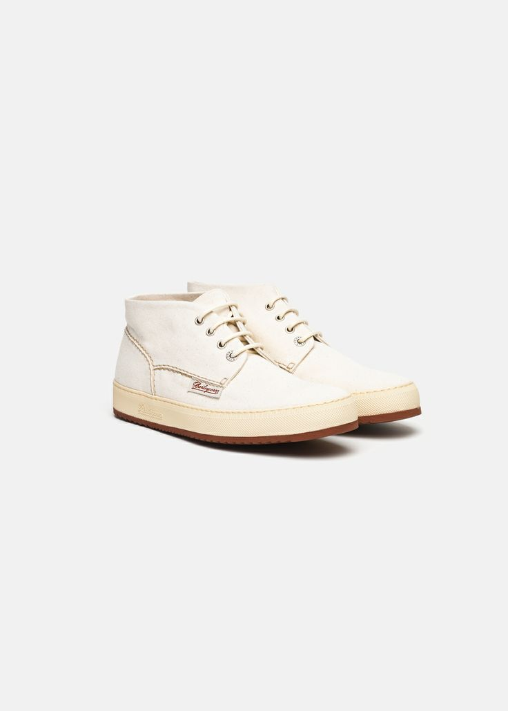 Barleycorn | Classic Bone Canvas
