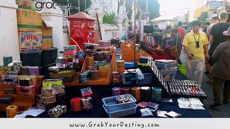 Sunday Funday At The Market In Chiang Mai, Thailand… #Travel #GrabYourDestiny #JasonAndMichelleRanaldi #ChiangMai #Thailand #SundayFunday www.GrabYourDestiny.com