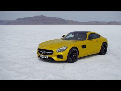 Mercedes-Benz TV: The new Mercedes-AMG GT – trailer.