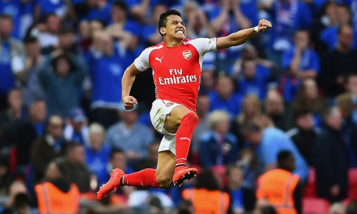 Gol Alexis / Arsenal Vs. Reading