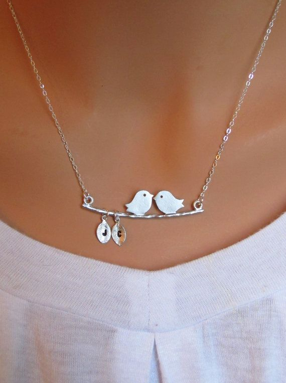 Dear boyfriend, this would make a lovely gift for your girlfriend (with our initials of course) :-)