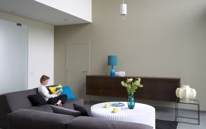 1000+ ideeën over Accentmuur Behang op Pinterest - Woonkamer behang ...