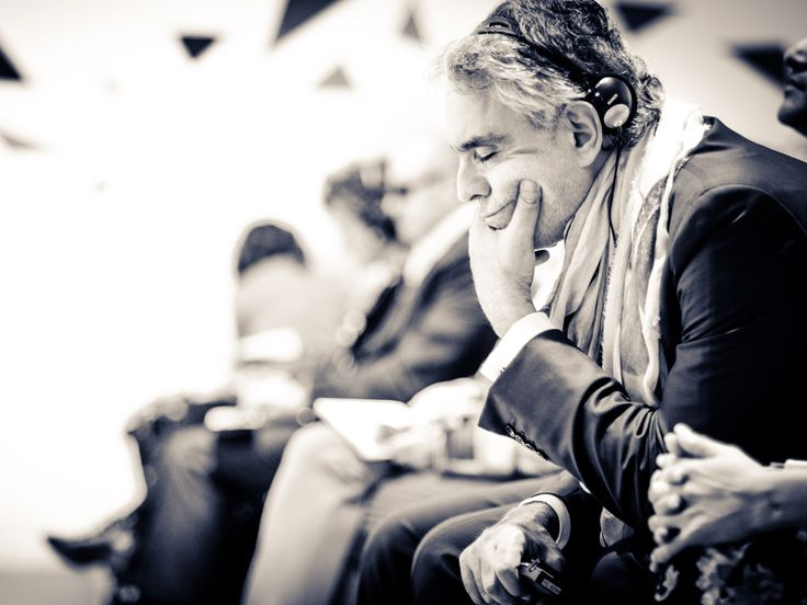 Andrea Bocelli | Challenges 2015 - ABFMIT