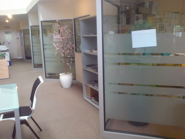 12 best frosted office options images on pinterest for Privacy glass options