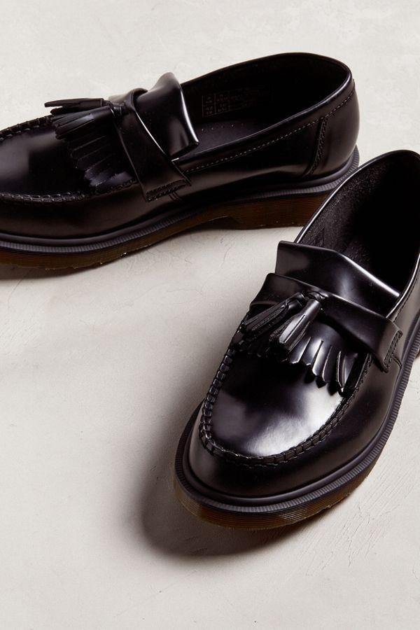 Dr Martens Adrian Tassel Loafer Loafers Tassel Loafers Tassel Shoes