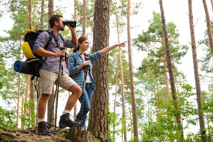 Deutschlands schönste Wanderwege – Tourentipps Übersichtskarte, Traumpfade, Traumschleifen und Traufgänge.