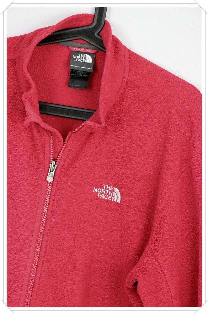 a58c9a2a1 The North Face Men's Fleece Jacket Size L #fashion #clothing #shoes ...