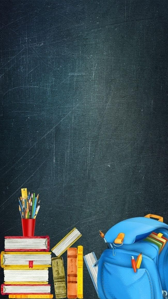 Background Papan Tulis : background, papan, tulis, Marina, Caldara, Cornici, Papan, Tulis, Kapur,, Tulis,, Ilustrasi, Pendidikan