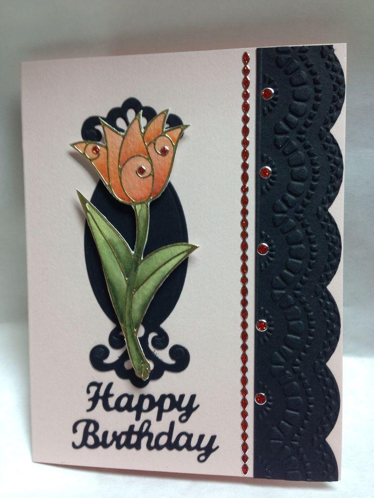 69 best images about elizabeth crafts on pinterest tim for Elizabeth craft designs glitter