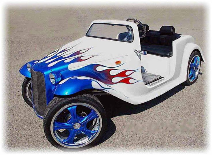 53 Best Cool Golf Carts Images On Pinterest Custom Golf Carts