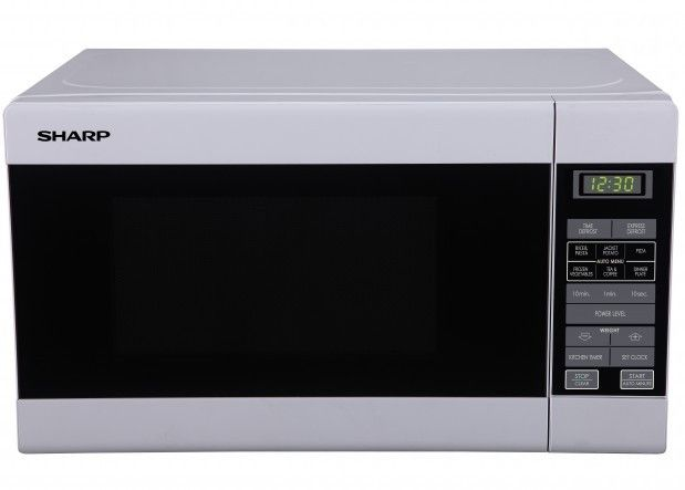 Sharp R210DW Compact Microwave