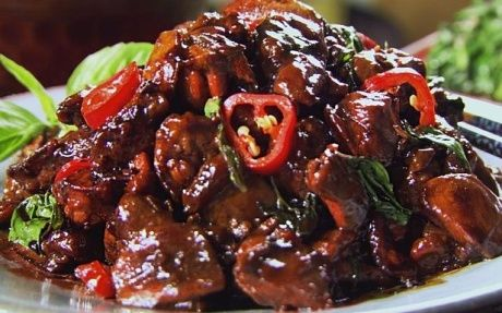 well see more 17 2 yang yang crispy beef recipe by ching he huang food ...