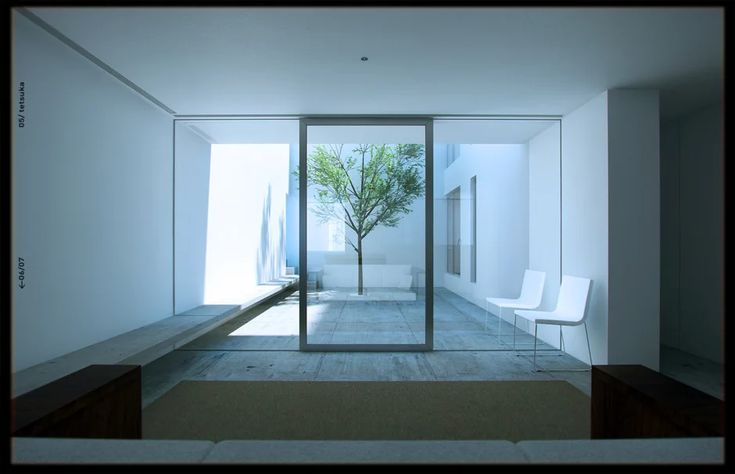 John Pawson : Tetsuka House, Japan<3