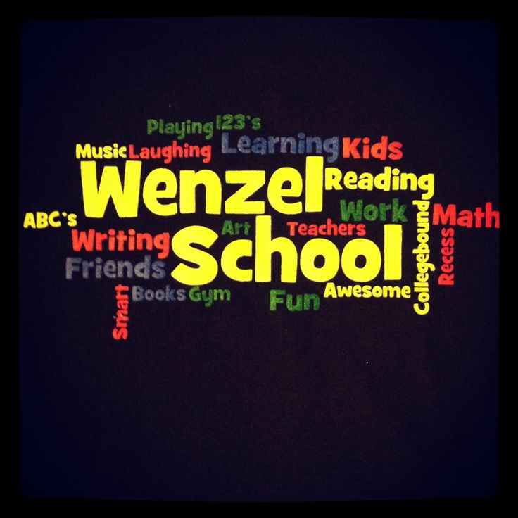elementary school t shirts design ideas google search