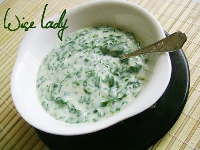 Anya főztje: Petrezselyem mártás - Wise Lady receptje