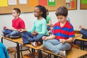 Michelle Dupuis Education: La méditation en salle de classe