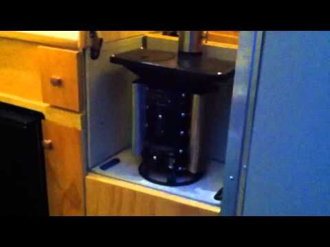 Small Rv Wood Stoves First Burn Tiny Woodstove In A