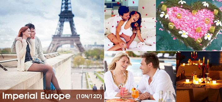 #ParisHoneymoon  #SwitzerlandHoneymoon #AmsterdamHoneymoon Book 11 Nights / 12 Days #HoneymoonPackages for Amsterdam Paris Switzerland 2015 from Delhi India with all inclusive resorts, hotels and cover all romantic destinations, sightseeing and most romantic places in Amsterdam Paris Switzerland.