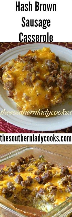 hash-brown-and-sausage-casserole