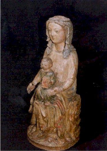 Madonna z dzieciątkiem z muzeum archidiecezji wrocławskiej - Szukaj w Google