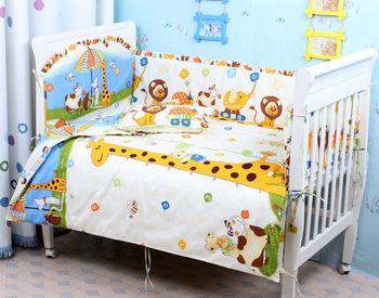 Cartoon Baby Crib Bedding //Price: $75.99 & FREE Shipping // #kid #kids #baby #babies #fun #cutebaby #babycare #momideas #babyrecipes  #toddler #kidscare #childcarelife #happychild #happybaby