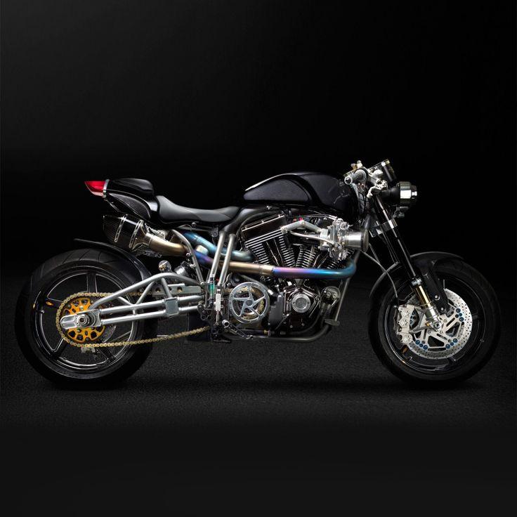Tasarım harikası 8 Motosiklet