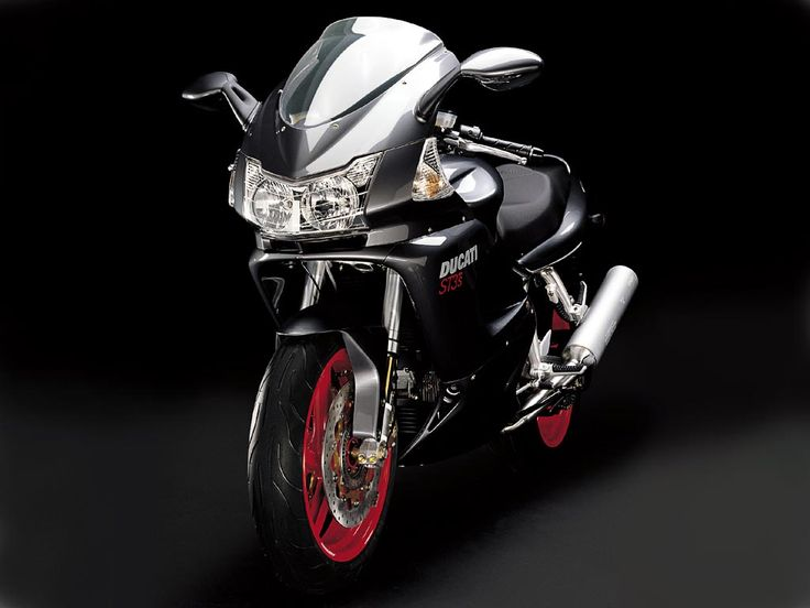 ducati st3 s abs 2007  #bikes #motorbikes #motorcycles #motos #motocicletas