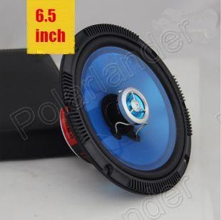 Good quality 2 way 2X120W 6.5 inch car coaxial speaker car stereo speaker car audio speaker for all cars hot sale