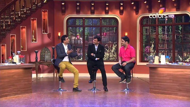 Comedy Nights With Kapil - Sanjeev Kapoor & Vikas Khanna - Full episode ...